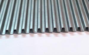 Ребра для конвекції теплоакумуляційного обігрівача